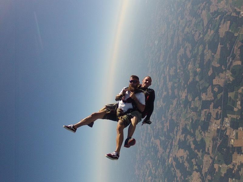 bapteme parachute biplace