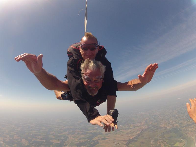 Parachute Skydive Paris